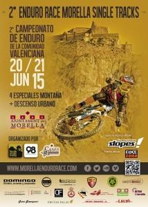 La II edición del Enduro Race Morella Singletracks ya tiene cartel