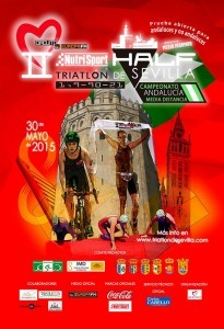 La II Half Triatlón de Sevilla este sabado