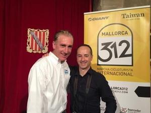 La Mallorca 312 Giant Taiwan desde dentro con Josema Fuente