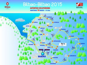 La Marcha Cicloturista Internacional BILBAO-BILBAO a punto