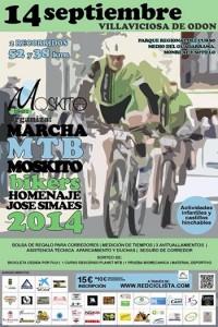La Marcha MTB Homenaje a José Simaes este domingo