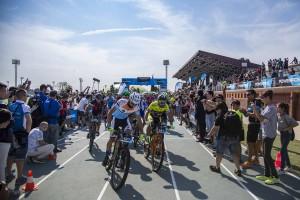 La Powerade Non Stop Madrid-Lisboa 2017 se pone en marcha