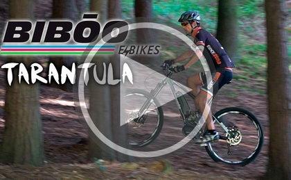 La probamos: Rutas sin límites con la e-bike BIBŌO Tarántula