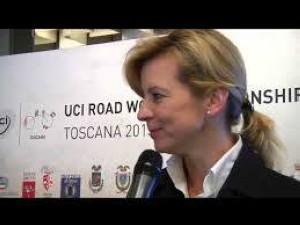 La responsable del Ciclismo Femenino del CPA comienza su trabajo