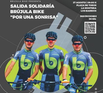 La Salida Solidaria Brújula Bike por una Sonrisa