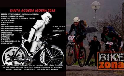 La Santa Agueda Igoera 2018 se celebrará el 3 de febrero