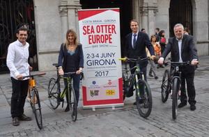 La Sea Otter Europe por primera vez en Europa