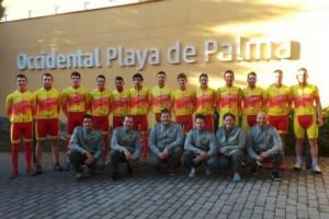 La selección termina su periplo en Mallorca y en la Challenge