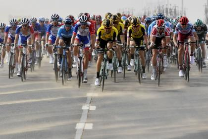 La temporada ciclista World Tour se inicia con el UAE Tour 2021