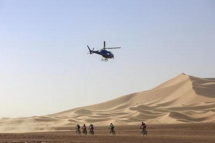 La Titan Desert by Garmin 2018 será de las más duras de su historia