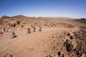 La Titan Desert by Garmin cuelga el cartel de completo