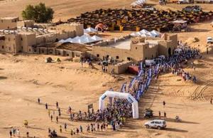 La Titan Desert by Garmin alcanza los 500 inscritos