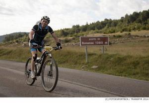 La Transpyr entra en el Pirineo aragonés