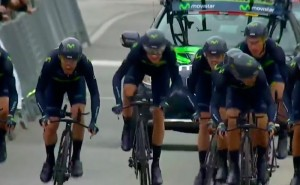 La UCI sanciona a Movistar Team y el BMC se lleva la crono