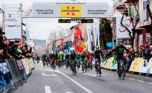 La Volta Ciclista volverá a Olot en 2016