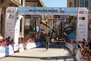 La Volta a Galicia arranca con una contrarreloj por equipos