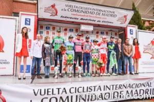La Vuelta a Madrid tendrá tres días de competición