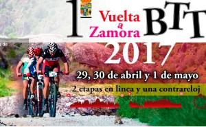 La Vuelta a Zamora BTT nace bajo el signo de la igualdad