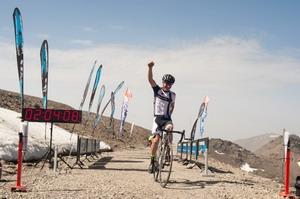 La XXIII Subida cicloturista al Pico Veleta para Marcos Robles