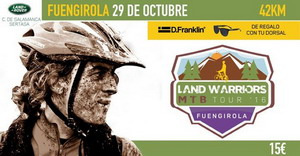 Land Warriors MTB Tour Costa del Sol este sabado