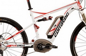 Las bicicletas eléctricas incluidas en el plan Pima Aire 2