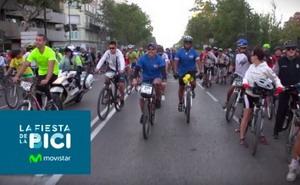 Las bicicletas invadirán Madrid este próximo domingo