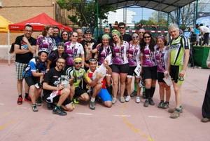 Las chicas de Granada se mueven: Ciclista en femenino