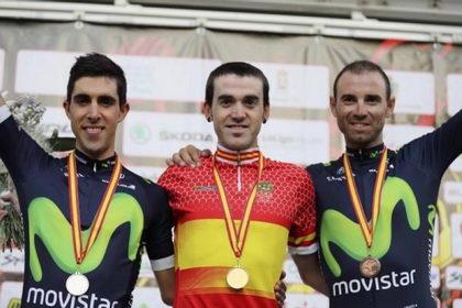 Las contrarrelojes abren hoy los Campeonatos de España de Soria