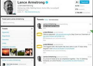Estoy vivo dice Lance Armstrong