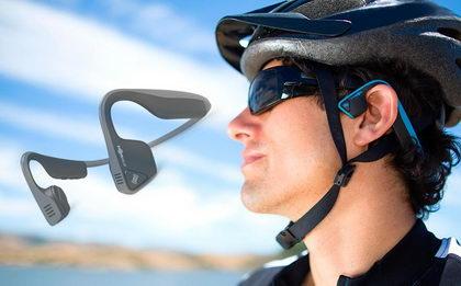 Llega AfterShokz: Música sin peligro para los oídos ciclistas