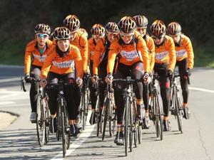 Lointek Team entre Francia y Valencia