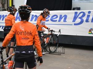 Lointek Team mantendrá el bloque para 2017