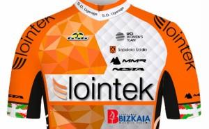 Lointek Team presenta su nuevo maillot