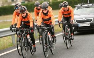Lointek Team a por la Route de France