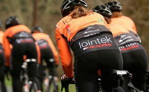 Lointek Team en el Tour de Ardeche