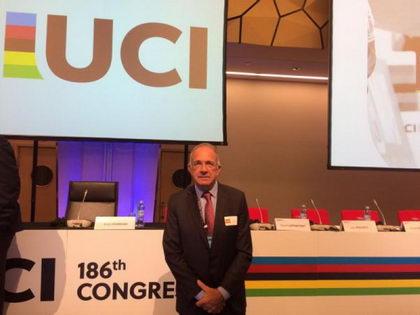 López Cerrón, elegido miembro del Comité Director de la UCI
