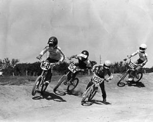 Los campeones del Mundo UCI BMX reunidos en Rotterdam