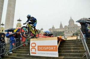 Los mejores descenders competirán en el Down Urban Barcelona
