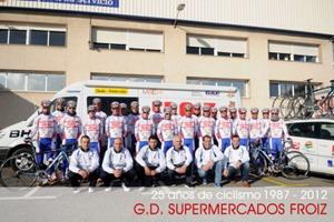 Los mejores equipos de España en la  Volta a la Provincia de Valencia