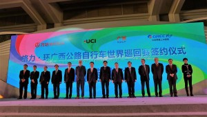 Los Mundiales de Trial a China durante tres años