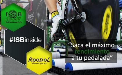 Los rodamientos ISB con RooDol