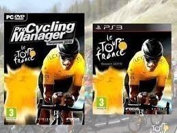 Los videojuegos oficiales del Tour de Francia ya a la venta