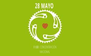 Lugares concentraciones este próximo domingo: Respeto al ciclista