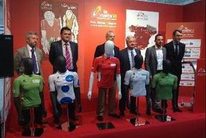 Así son los nuevos maillots de La Vuelta