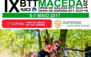 Maceda presenta un cartel de lujo en su cita con el Open de España XCO