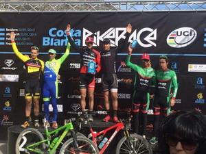 Mantecón y Skarnitzl se llevan la Costa Blanca Bike Race
