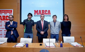 MARCA presenta la campaña #UnCiclistaUnaVida