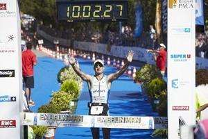 Marcel Zamora logra su quinta victoria en Embrunman