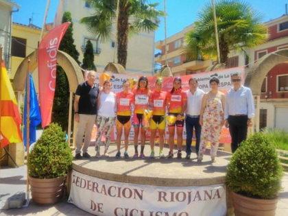 Margarita García se lleva el triunfo en el VII Trofeo Gobierno de La Rioja