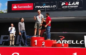 Más de 1800 participantes en la Marcha Ciclista  de Miguel Indurain